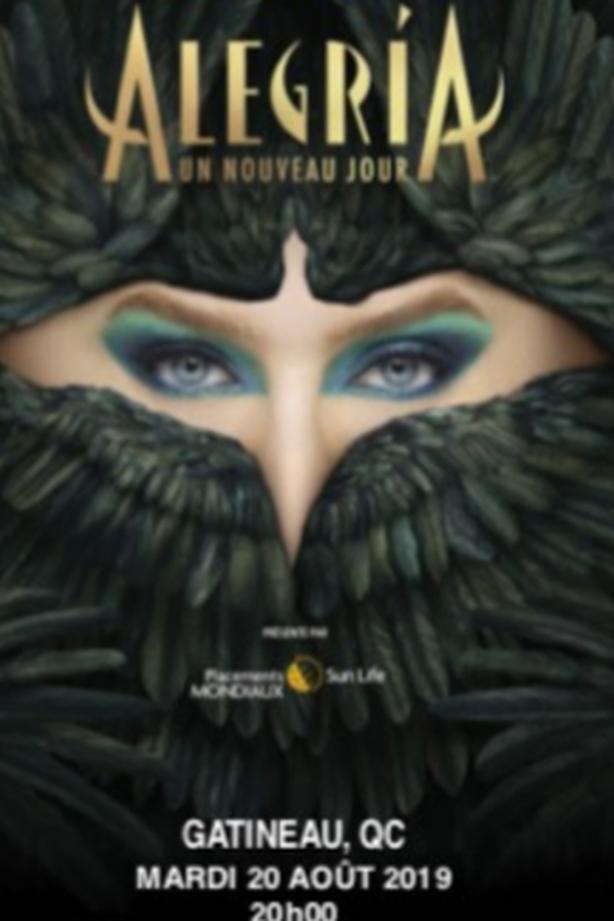 2 Cirque Du Soleil Tickets