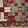 17193-Shiraz Hand-Knotted/Handmade Persian Rug/Carpet Tribal/Nomadic Authentic