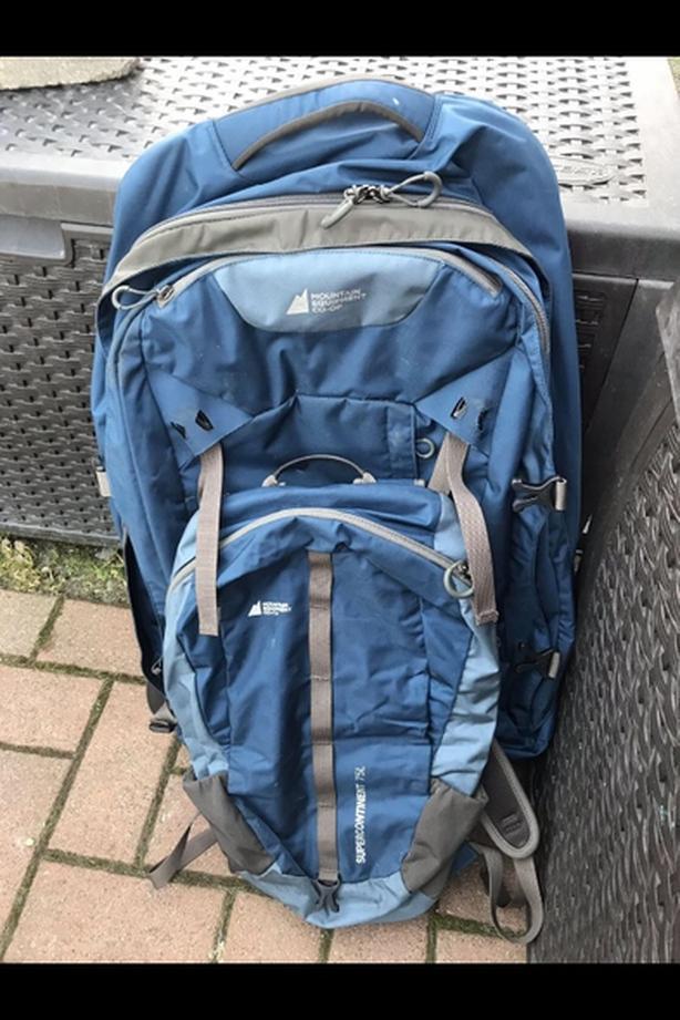 MEC Supercontinent 75L Backpack