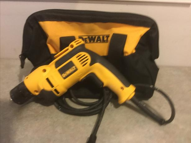 DEWALT DWD. 112  3/8inch drill