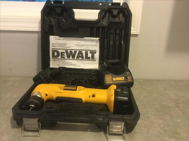 DEWALT DW965 3/8 right Angle Drill Drive