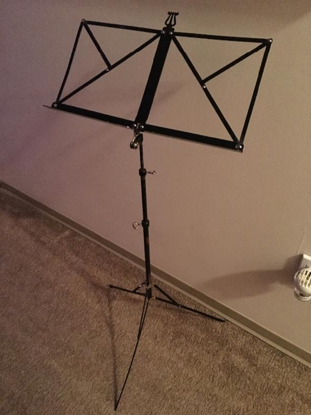 Portable Folding Music Stand