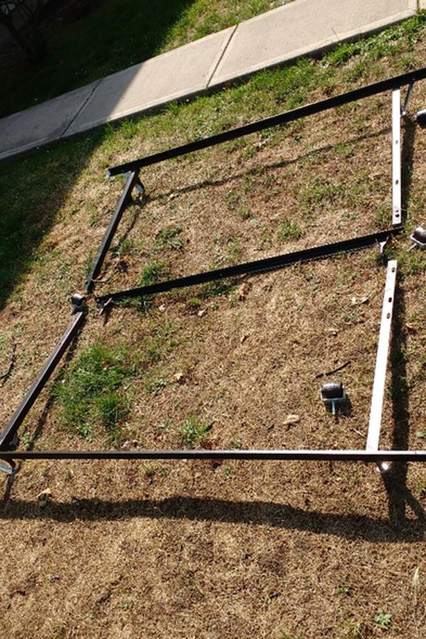 Fully Adjustable Metal Bedframe