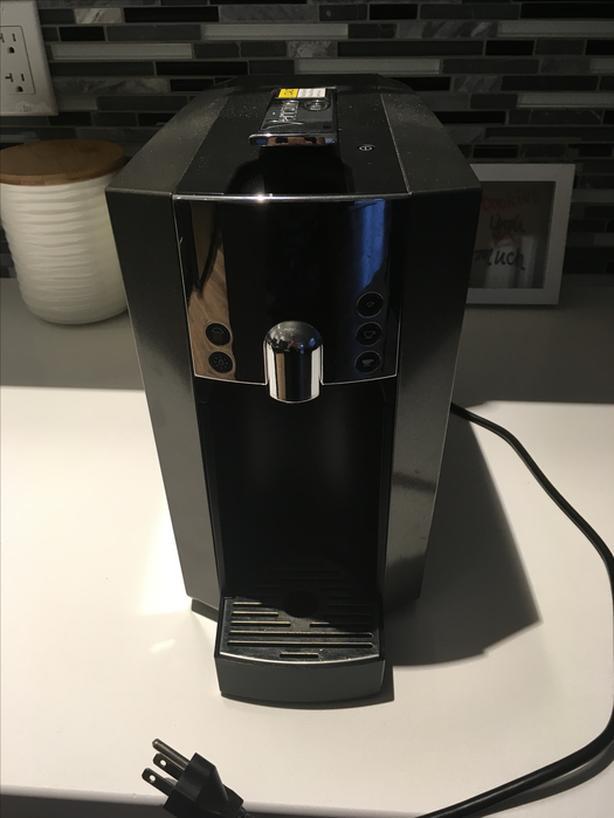 EXCELLENT condition Verissimo Coffee machine