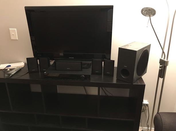 Sony surround sound receiver
