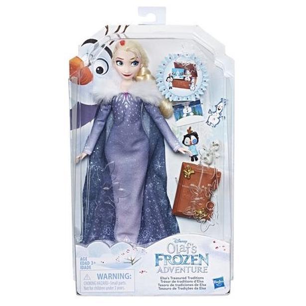 Disney Princess Disney Frozen Elsa's Treasured Traditions