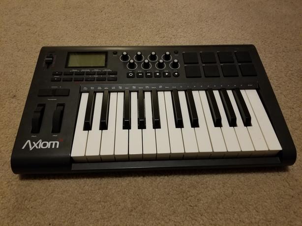 M-Audio Axiom 25 Midi Keyboard