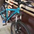 18 speed Devinci Jack XP bicycle customized