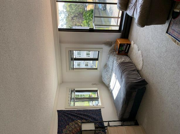 One bright, large bedroom downtown Vic with private washroom $1,140.00