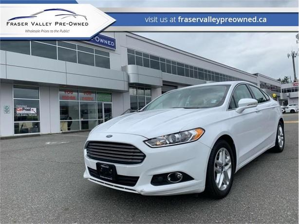 2016 Ford Fusion SE  - $115 B/W