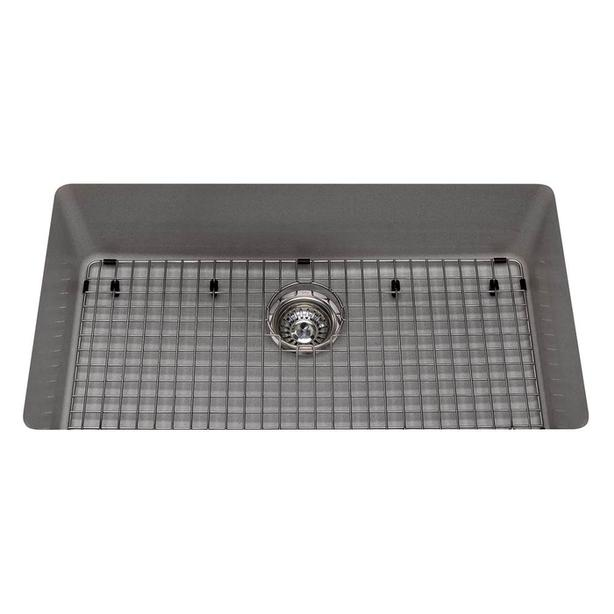 Kindred Single Bowl Undermount Sink - Shadow Grey (9016441)
