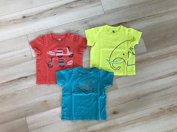 Tea T-Shirts, 6-12 months