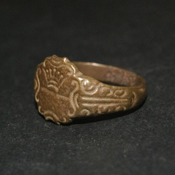 Antique British Ring