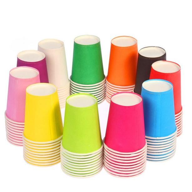 WANTED : paper cups for youth group