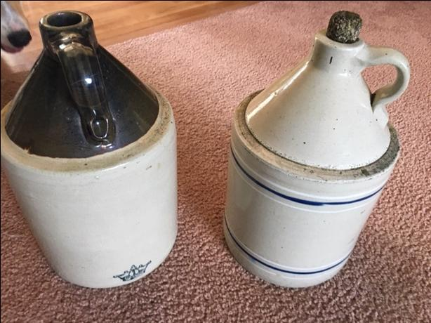 Two Antique jugs