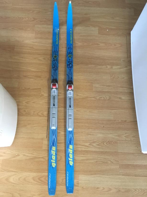 Kids Karhu Glade 130cm Cross Country Skis