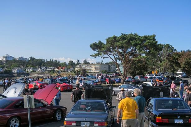 Euro Cars & Coffee:  starting in the spring, one Sunday monthly
