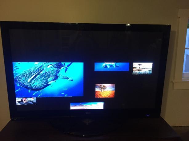 FREE: 60 inch Plasma TV Esquimalt & View Royal, Victoria