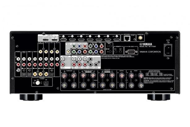 Brand New Premium Yamaha RXV 1081 7.2 channel network receiver