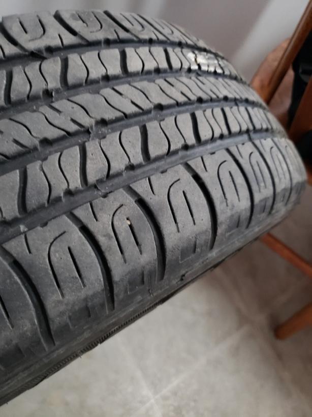 4 Goodyear All Season Tires & Rims