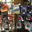 BICYCLE SHOP INVENTORY AT 50% OFF BIKE ACCESSORIES