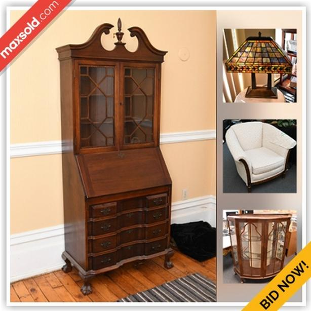 London Moving Online Auction - Queens Avenue