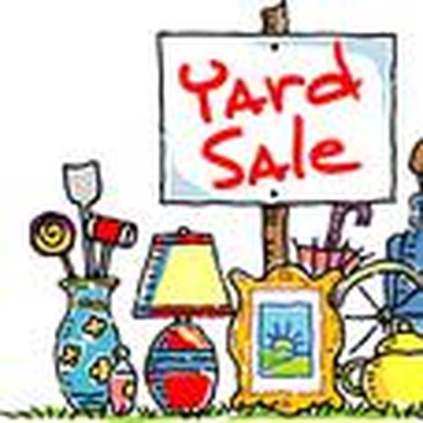 Fundraiser Yard Sale! Half price 2-4 Saturday! North Regina