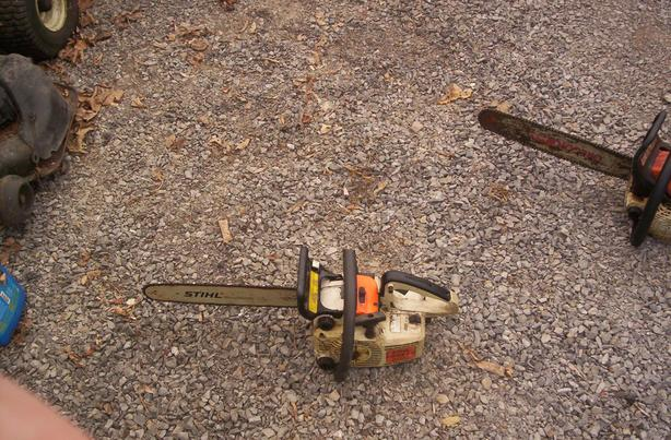 STIHLS CHAINSAW FOR SELL