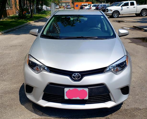 2014 Toyota Corolla LE|Touch Screen|H Seats & Mirrors| Rev Cam