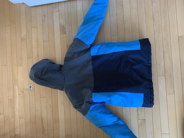 Size 10 boys winter jacket and ski pants