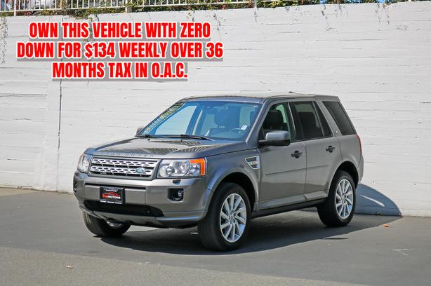 2011 Land Rover LR2 HSE AWD - FULLY LOADED w/ NAVIGATION!