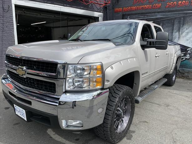 2009 CHEVROLET DURAMAX SILVERADO 2500 HD LTZ Z71 LOADED