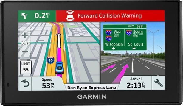 GARMIN DRIVESMART 50 LMTHD GPS FREE TRAFFIC AND MAP UPDATES