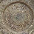 "Tribal BASKET from Indonesia Large size 16"" diametre"