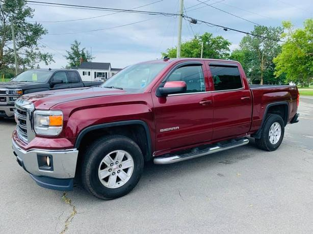 2014 GMC SIERRA 1500 CREW CAB SLE 4X4 !! HEATED SEATS !!