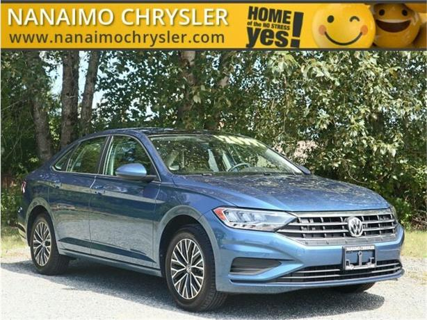 2019 Volkswagen Jetta Highline One Owner No Accidents