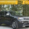 2018 Jeep Grand Cherokee Limited One Owner No Accidents