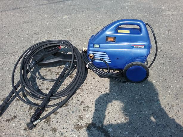 Electric power washer new condition.