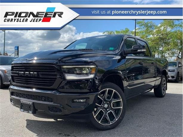 2019 Ram 1500 Sport  - HEMI V8 - Sunroof - Leather Seats