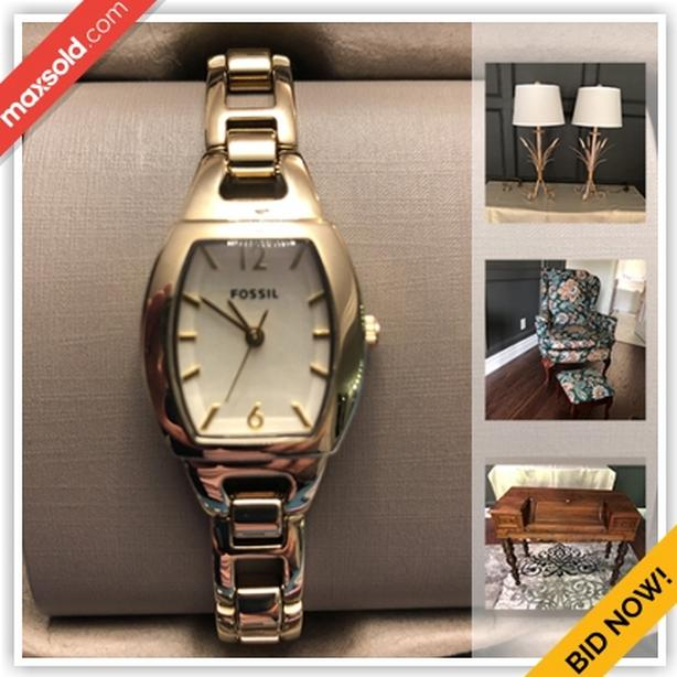 London Downsizing Online Auction - Doon Drive