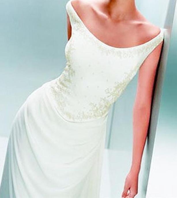 2 piece wedding dress, great condition & price!