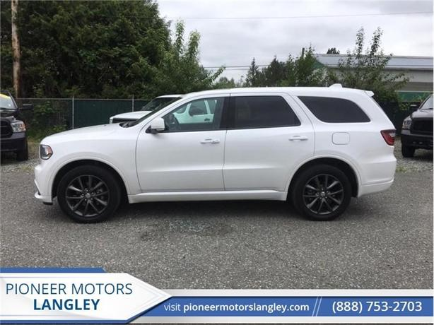 2018 Dodge Durango GT  - Leather Seats -  Bluetooth - $256 B/W