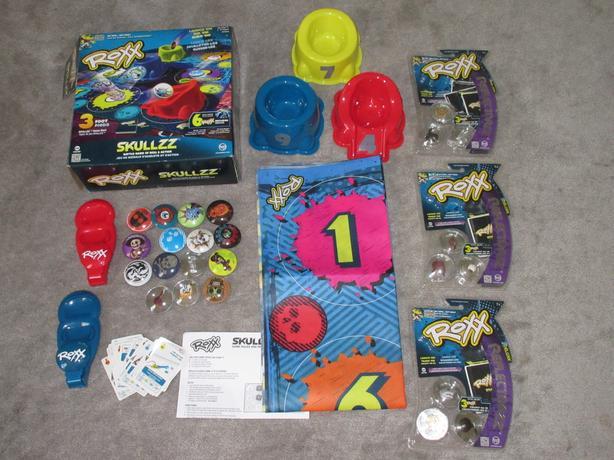 Roxx - Skullzz game - $8