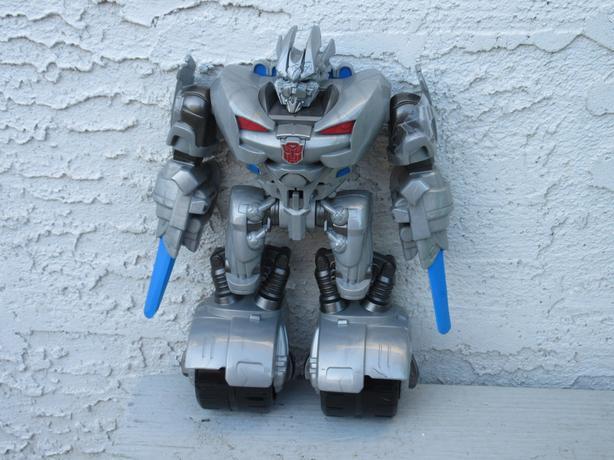 Transformers Sideswipe - $5