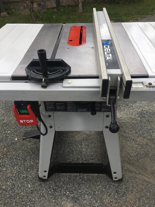 Rewiring A Table Saw Delta - All Wiring Diagram