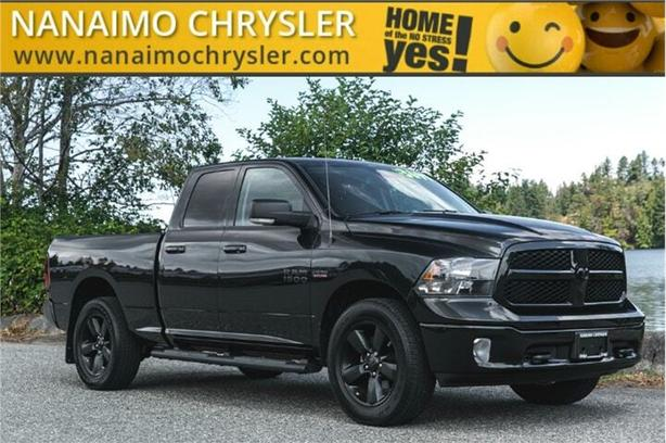 2018 Ram 1500 Big Horn One Owner No Accidents