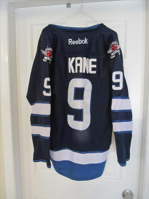 cheaper 3b499 8953b  Log In needed $70 · Evander Kane Winnipeg Jets Reebok Jersey. Size 48 All  stitched