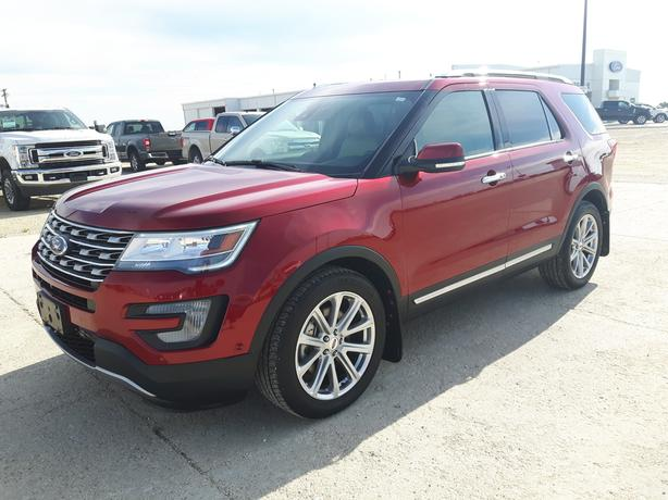 2016 Ford Explorer Limited T5387