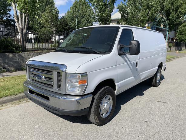2010 Ford E250 Econoline Cargo Van