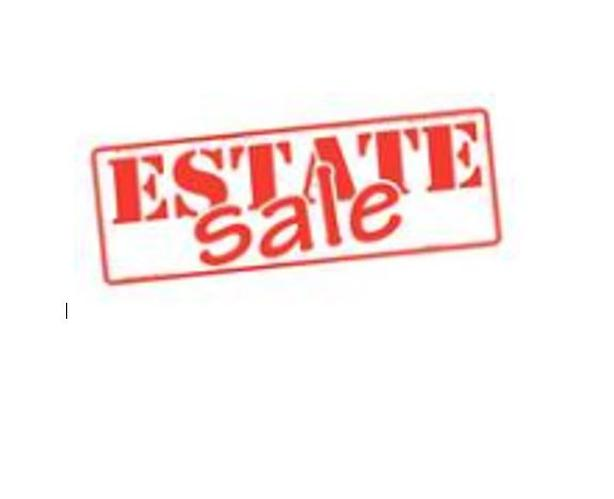 Estate/Garage Sale Sat July 20 from 8 am to 1 pm